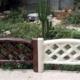 نرده حصار سنگی